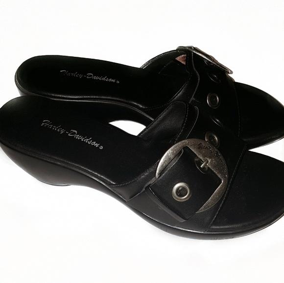 a537894fa75c Harley-Davidson Shoes - Women s Harley Davidson Sandals.